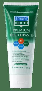 premium toothpaste