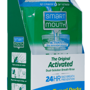 SmartMouth travel packs