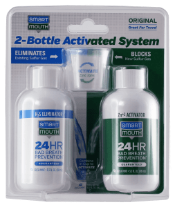 SmartMouth Two Bottle Solution