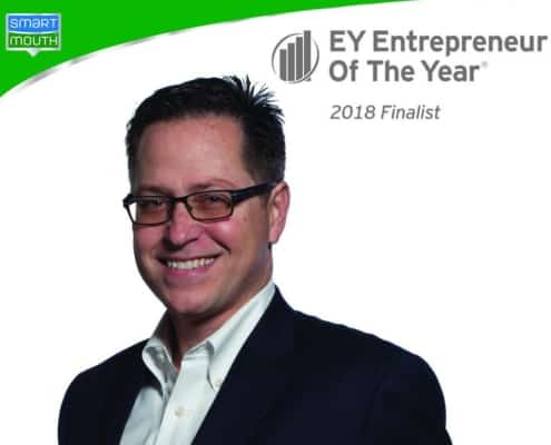 Andrew Burch SEO Smart Mouth 2018 EY Finalist