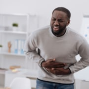 stomach issues bad breath