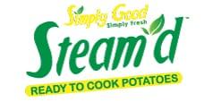 Simply Good Steam'd Potatoes