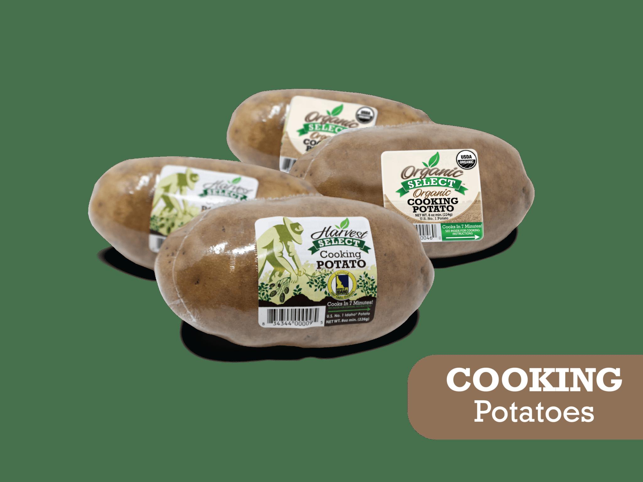 Eagle Eye Produce Organic Select Cooking Potatoes