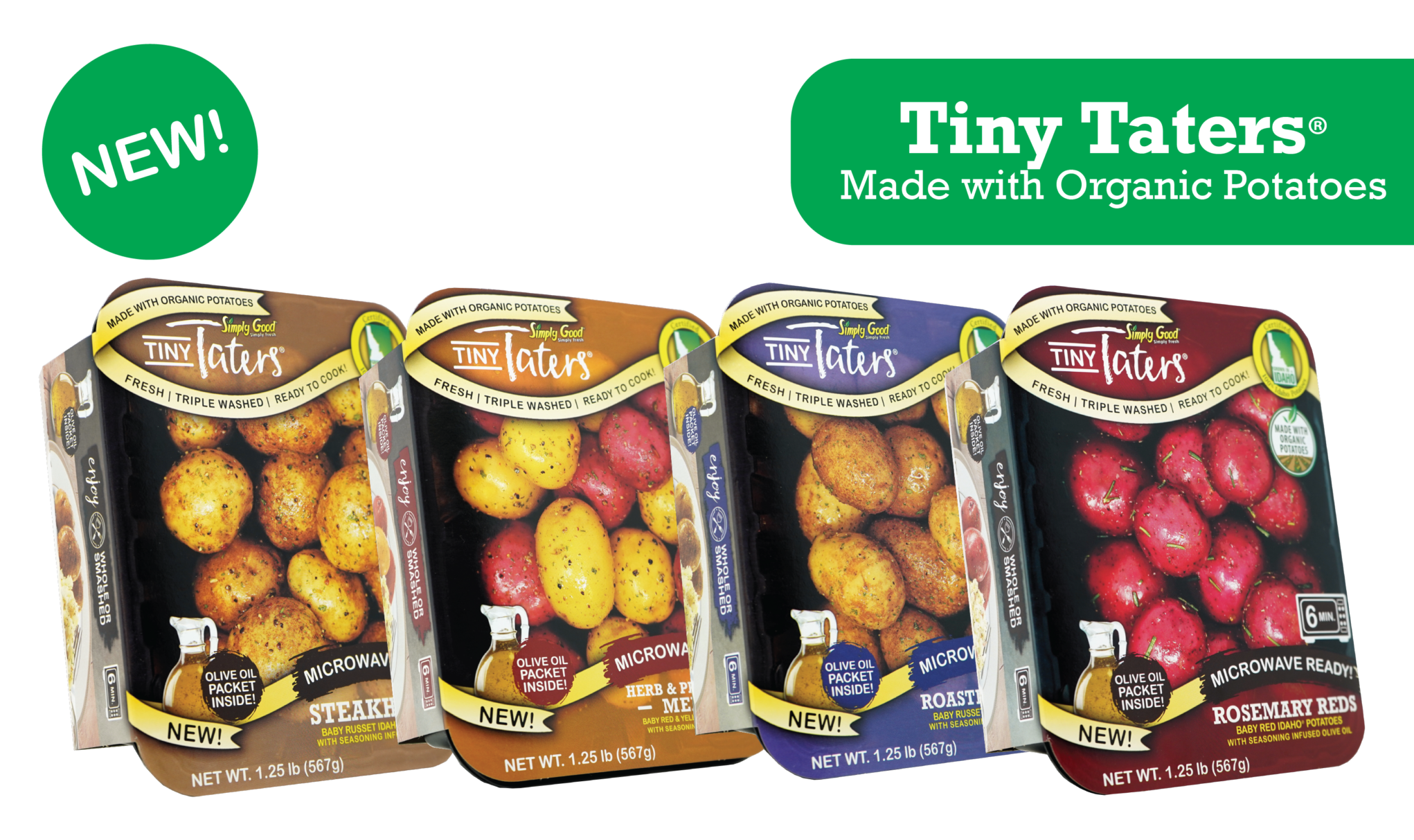 Eagle Eye Produce Tiny Taters