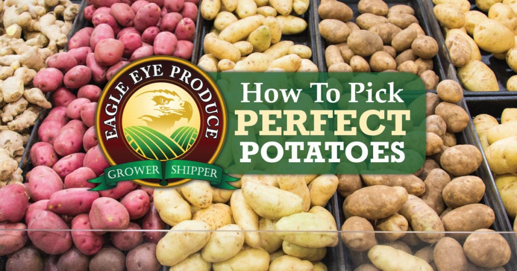 Eagle Eye Produce Idaho Potatoes