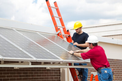 ways to protect your solar panels