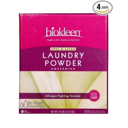 Bio Kleen Laundry Powder 10 lbs