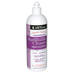 Life Tree Natural Bathroom Cleaner 16 oz