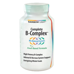 Rainbow Light B-Complete 90 Tablets