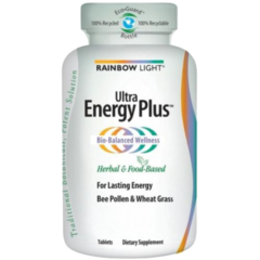 Rainbow Light Ultra Energy Plus 60 Tablets