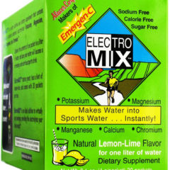 Alacer Emergen-C Electro Mix Lime 30 Count