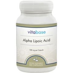 Alpha Lipoic Acid (100 mg)