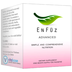 Enfūz (Advanced) Multivitamin Formula