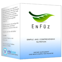 Enfūz (Basic) Multivitamin Formula