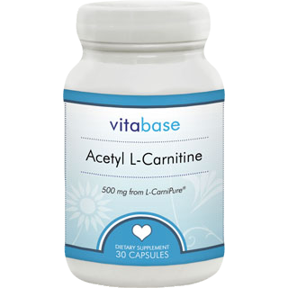 Acetyl L-Carnitine (500 mg)