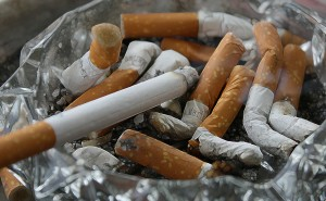 Smoking leads to lung cancer, bone depletion and a myriad of various health issues.