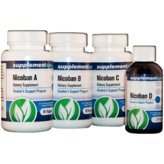 Niccoban Stop Smoking Supplement by Supplement Spot