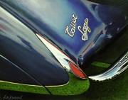 Talbot Lago Car Art Print|Talbot Lago