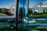 Car Art Print|St. Charles Ave Pickup