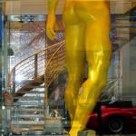 Mannequin Art Print|Stairway to Heaven