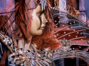 Mannequin Art Print|Masquerade