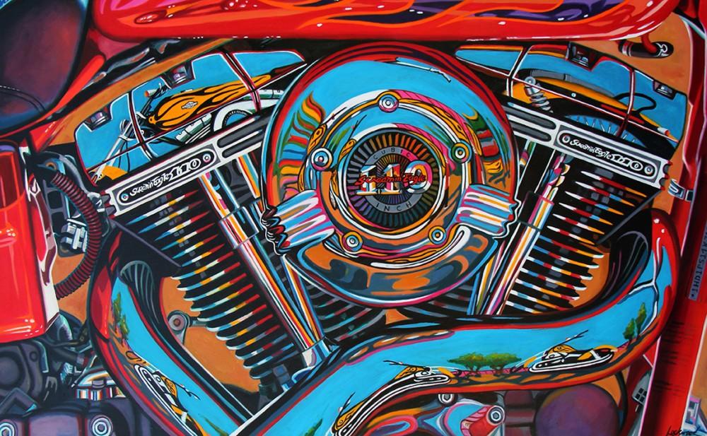 harley davidson motorcycle prints motorcycles eagle engine print lockwood american