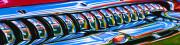 Buick Skylark Car Art Print|Buick Skylark Grille