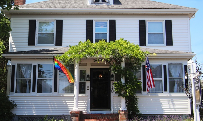 John Randall House - Host Hotel