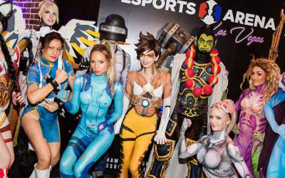 New Luxor arena could prove Las Vegas is the perfect place for esports