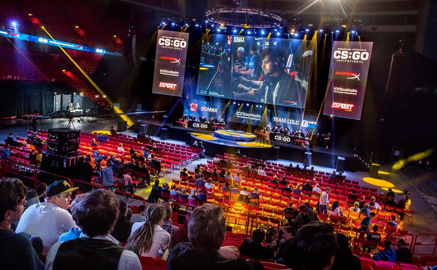 Sweden and Denmark are going crazy about eSports – here are the numbers to prove it