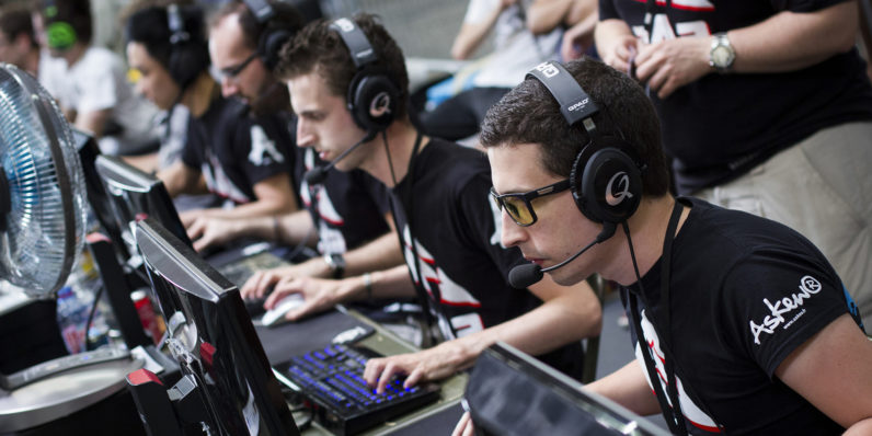 The Olympic Committee is hosting an esports forum