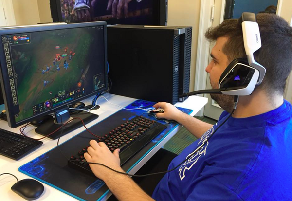 This Massachusetts college will become the first in the state to offer scholarships for competitive gamers