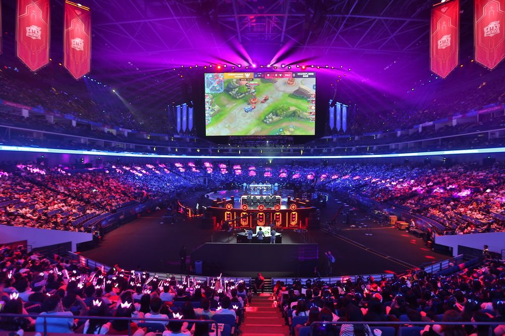 Inside Tencent's Gambit to Dominate a $13 Billion Esports Arena