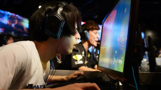 Electronic sports competitions are coming to high schools, thanks to start-up PlayVS