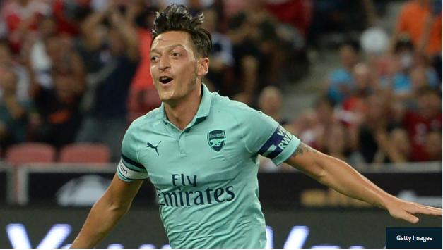 Ozil to launch FIFA 19 eSports team
