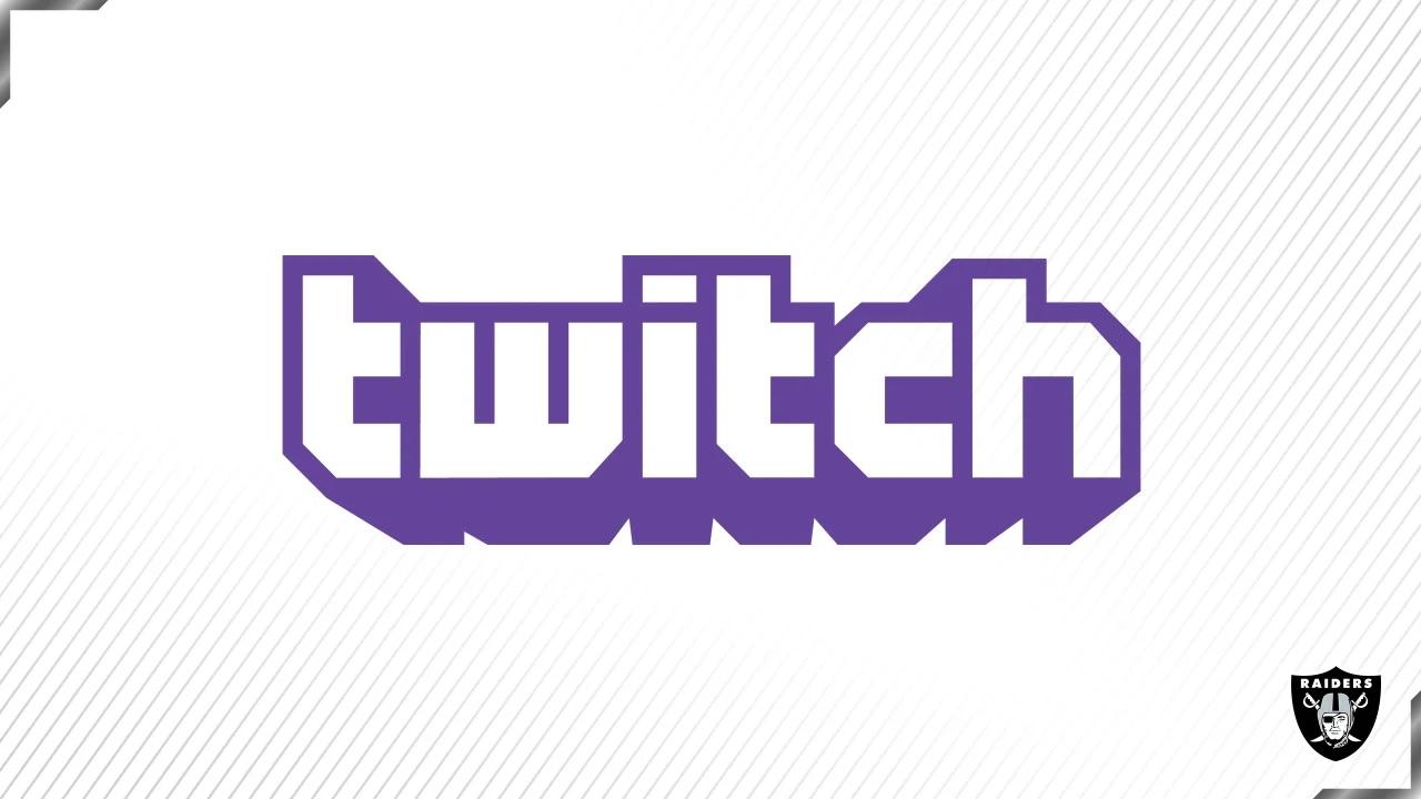 Twitch kicks off partnership with the Raiders & Allegiant Stadium