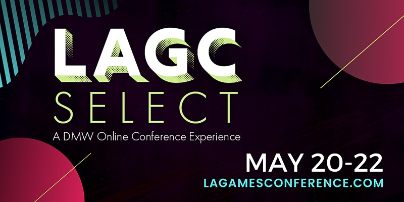 LAGC Select – A DMW Online Conference Experience