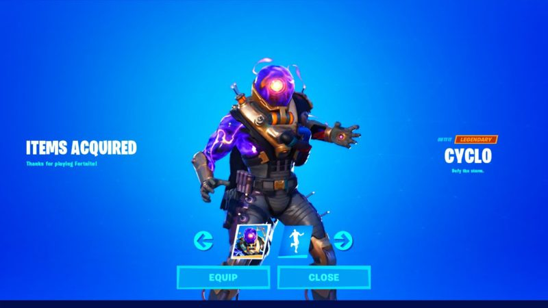 Drake's Emote and new items coming to Fortnite with update 12.61 revealed