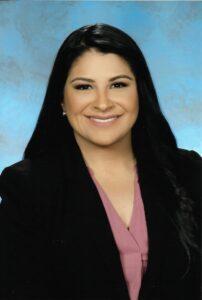 Vanessa Corona - Parliamentarian Constitution & Bylaws Chair