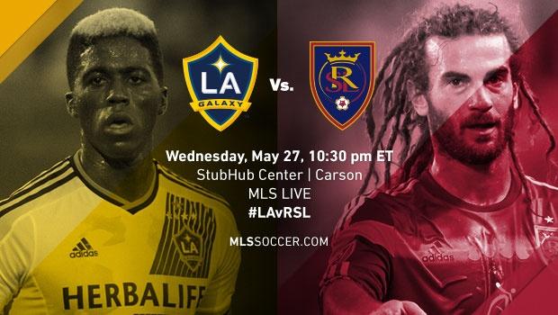 LA Galaxy vs Real Salt Lake Match Preview