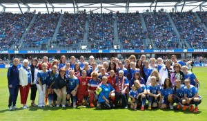 U.S. Women's National Team Preps for World Cup