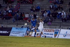 OC Blues vs. Colorado Springs Switchbacks