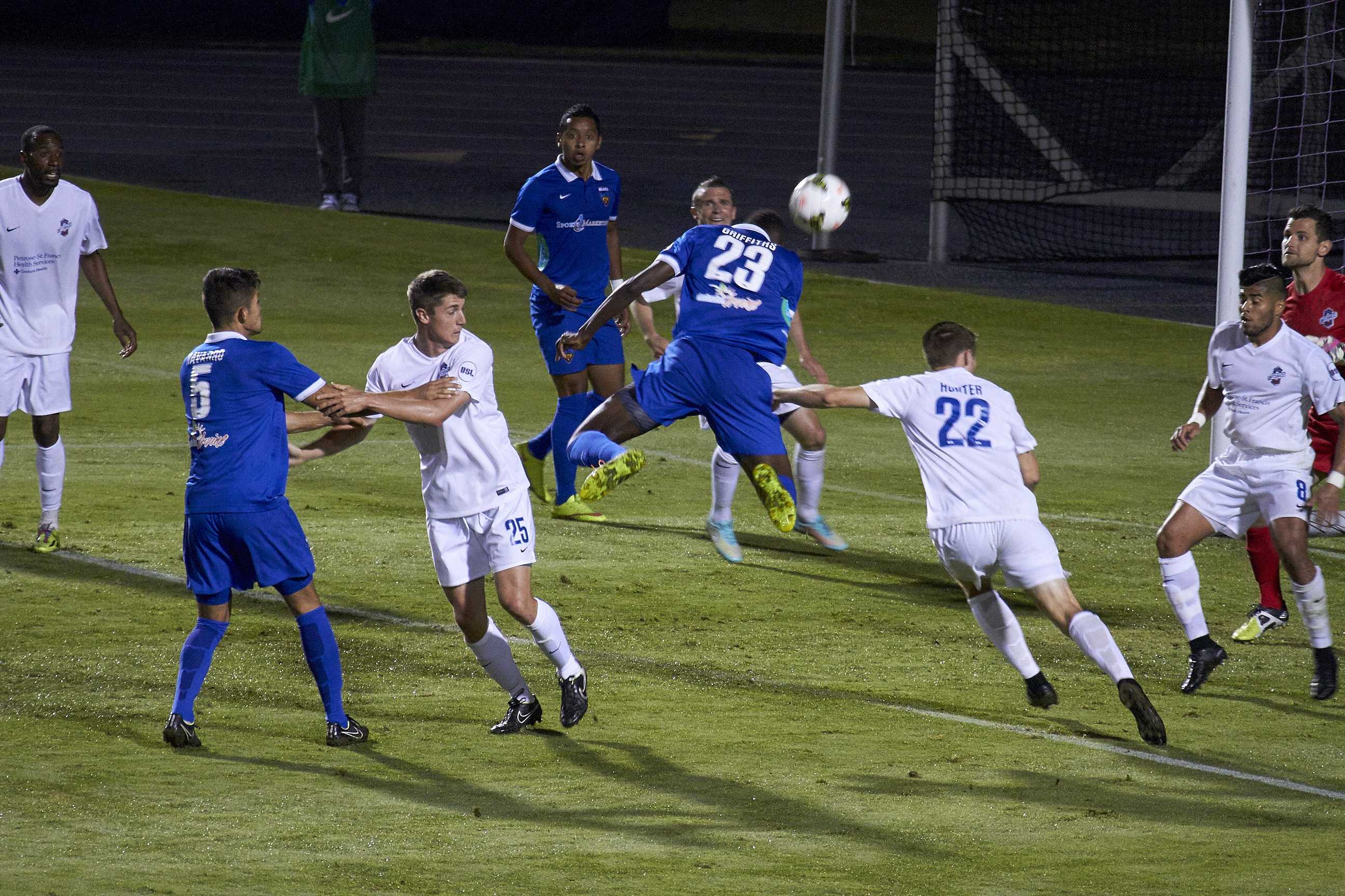 Orange County Blues FC Notch Second Win at Home