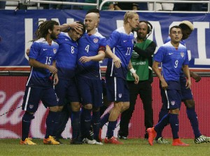 USA Tick Down One Place in the FIFA's Rankings