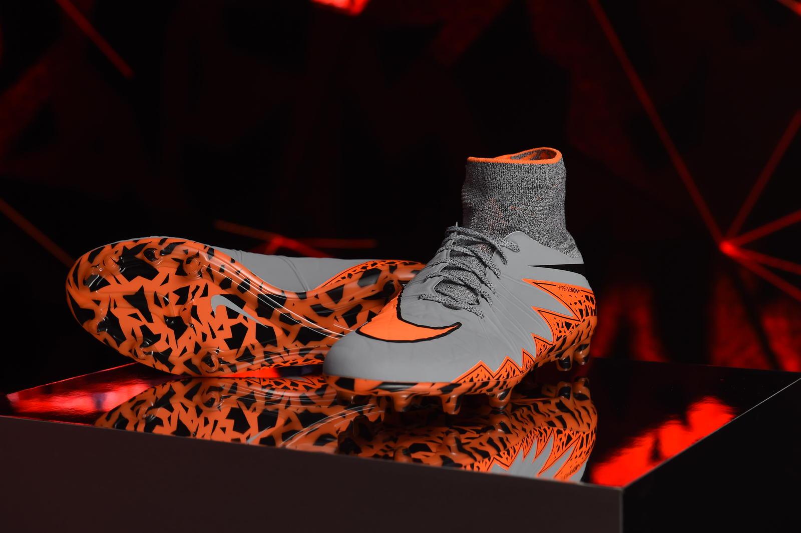 Introducing the Nike Hypervenom II