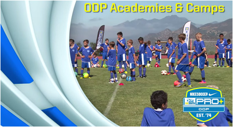 Registration for ODP Camps and Residential Academies Now Open