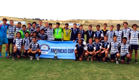 2015 Man City's America Cup ends in a West Coast FC final