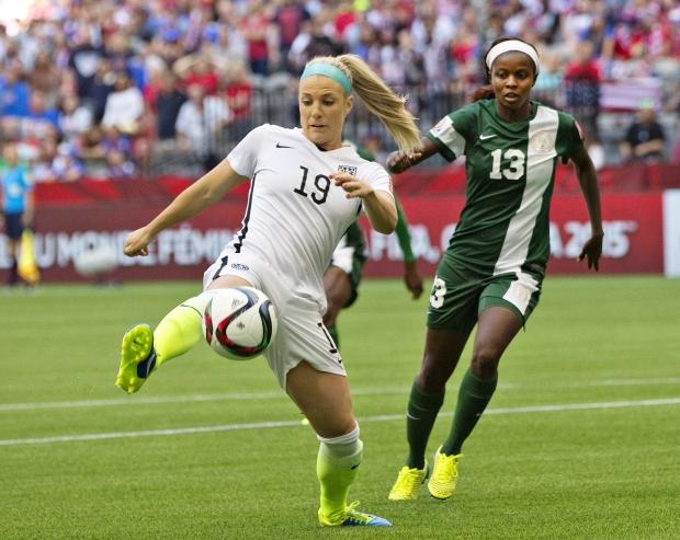 Julie Johnston: World Cup Breakout Star and SC del Sol Alumni