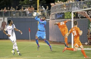 LA Galaxy II earn massive road win over Tulsa Roughnecks