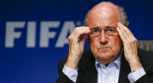 Sepp Blatter steps down as President after 40 years at FIFA